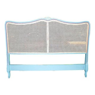 French Country California King Headboard