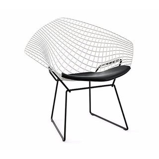 Mid-Century Modern Knoll Diamond Chair by Bertoia