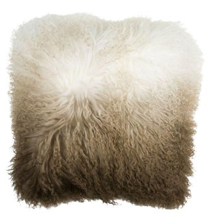 Mongolian Curly Lamb Pillow