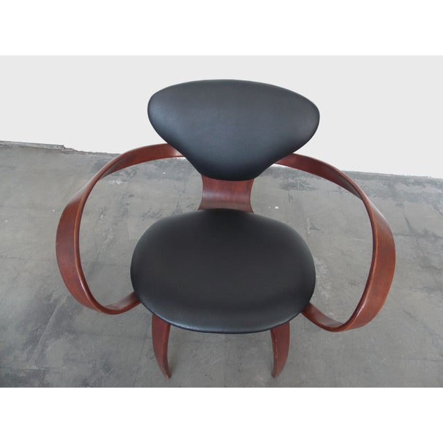 Bentwood Pretzel Arm Chairs - A Pair - Image 9 of 10