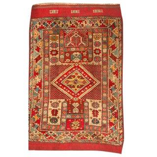 Antique Late 19th Century Turkish Rug