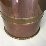Image of Vintage Copper & Brass Umbrella Stand