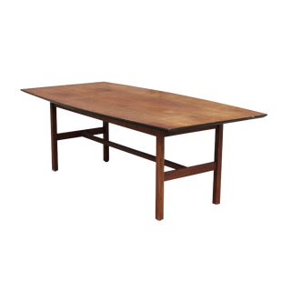 Walnut Dining or Conference Table