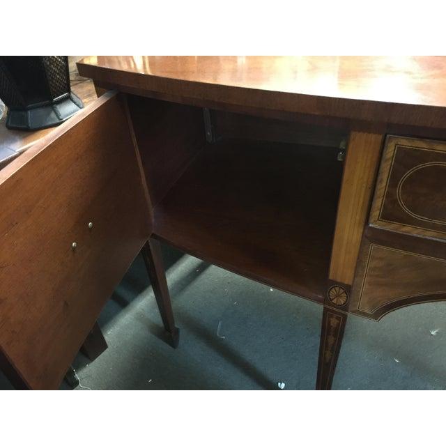 Baker Furniture Sideboard Colonial Williamsburg - Image 8 of 10