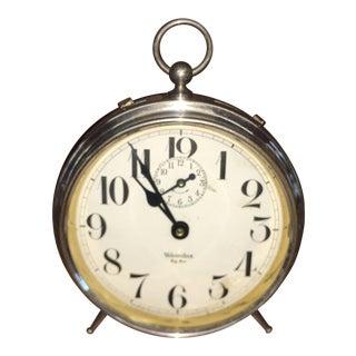 1930s Vintage Westclox Big Ben Peg Leg Alarm Clock