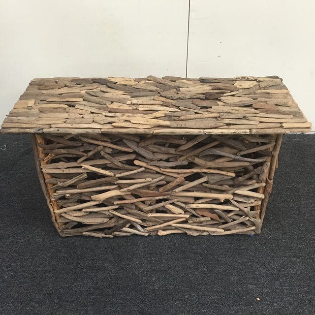 Wooden Branch Table - Image 5 of 5