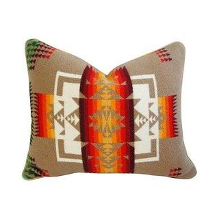 Custom Ralph Lauren Beacon Camp Blanket Pillow