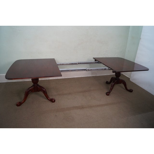 Image of Wellington Hall Duncan Phyfe-Style Dining Table