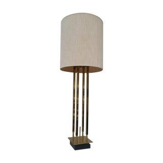 Mid-Century Lamp, Tommi Parzinger, Brass