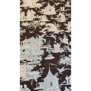 Quadrille China Seas Fabric - 1.375 Yards