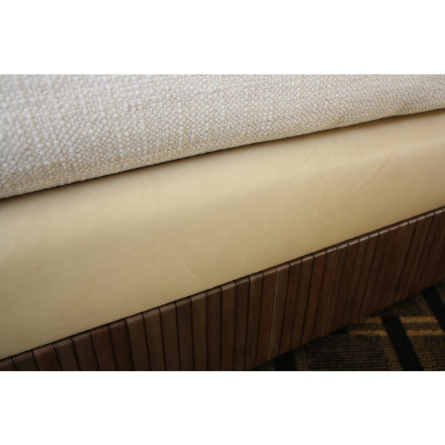 McGuire Bill Sofield Solange Sofa - Image 3 of 7