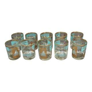 Libbey Riverboat Highball Glasses - Set of 10