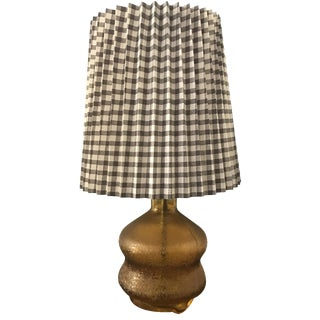 Mid-Century Small Table Lamp