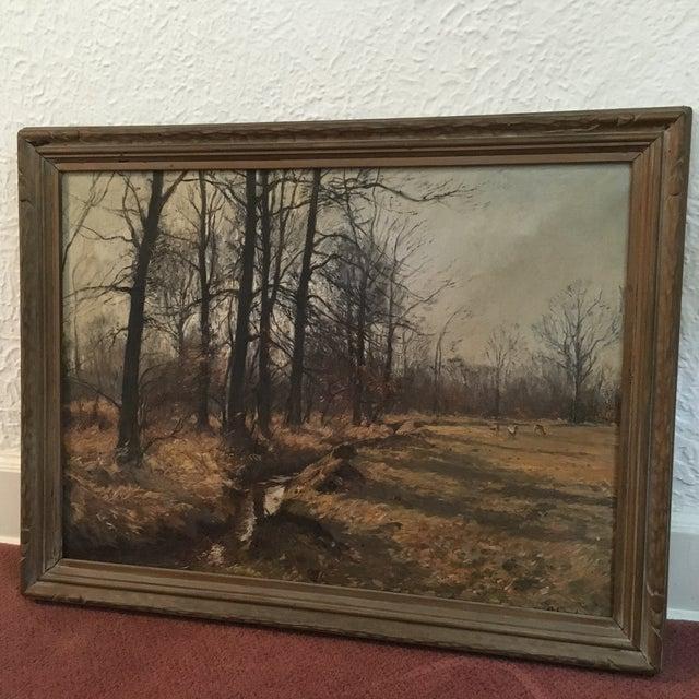 Olof Jernberg Landscape Painting - Image 2 of 3