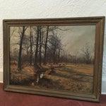 Image of Olof Jernberg Landscape Painting
