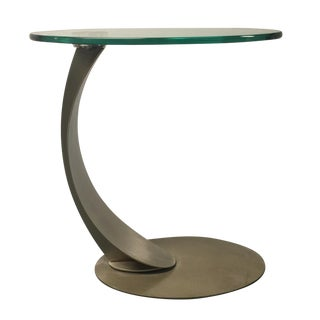 Cantoni Glass Side Table