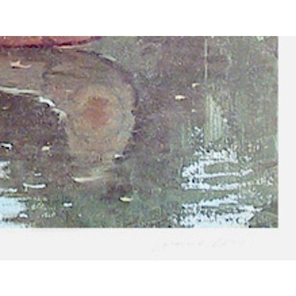 """Image of Duane Bryers Lithograph - """"Green River"""""""