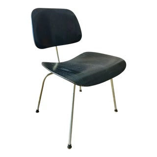 Mid Century Eames Herman Miller Dcm Dining Chair