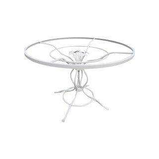 Russell Woodard Mid-Century Daisy Patio Table