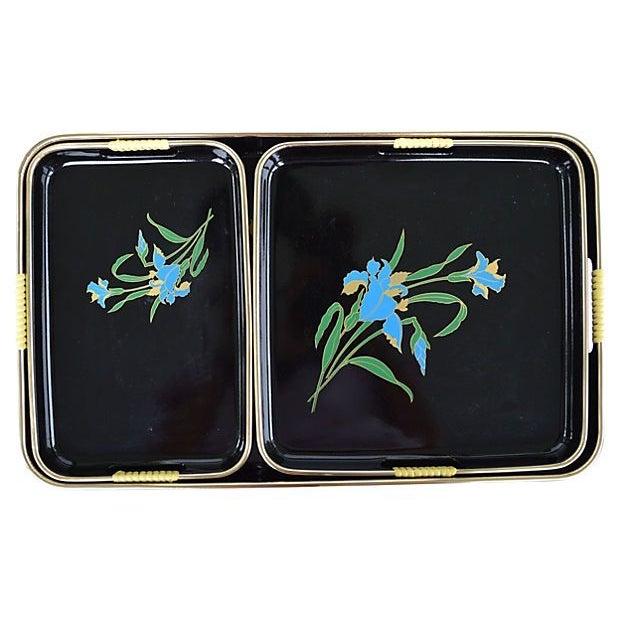 Japanese Trays - Set of 3 - Image 1 of 4