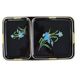 Japanese Trays - Set of 3
