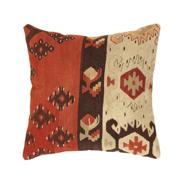 Image of Pasargad Vintage Kilim Pillow