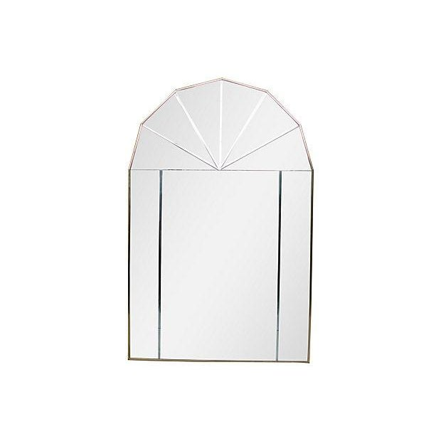Beveled Arched Mirror - Image 3 of 3