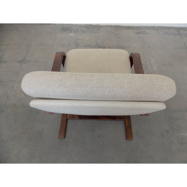 Bentwood Lounge Chair - Image 6 of 8
