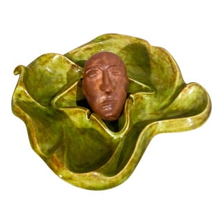 Head of Lettuce Ashtray