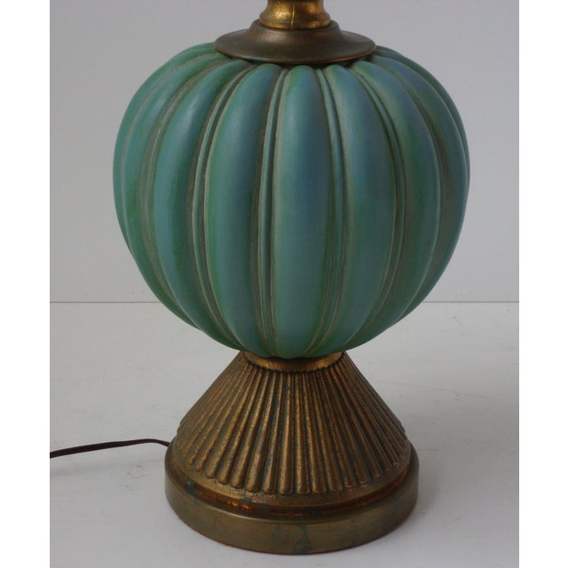 Vintage Italian Table Lamps - A Pair - Image 9 of 9
