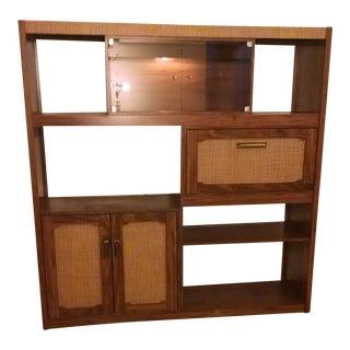 Vintage Mid-Century Modern Bookcase