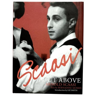 Collector Signed Scaasi A Cut Above Hardcover Book