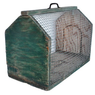 Antique Pet Cage