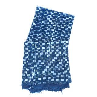 African Indigo Fabric