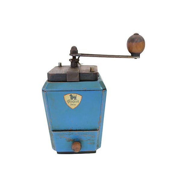 Vintage French Peugeot Le Ric Coffee Grinder - Image 2 of 4