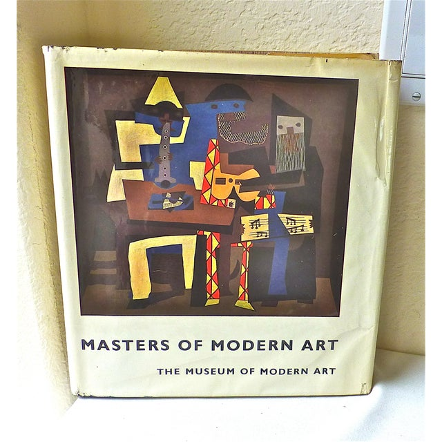 Image of Masters of Modern Art, 1958 - Book