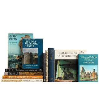 European Lands & Looks Books - Set of 11