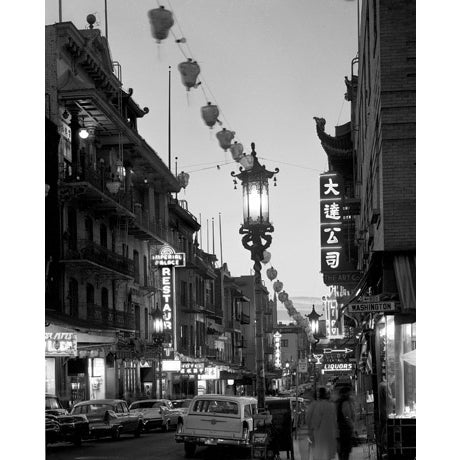 Image of Mid-Century Chinatown, San Francisco Photograph
