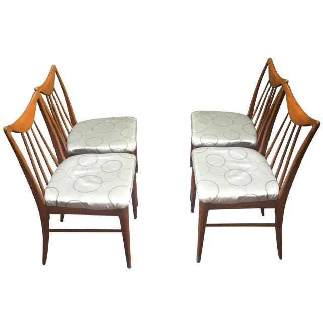 Mid-Century Modern Keller Dining Chairs - Set Of 4