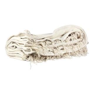 Nude Mud Cloth Throw Blanket