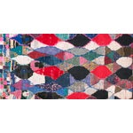 """Image of Traditional Moroccan Boucherouitte Rug - 4'2"""" x 6'6"""""""