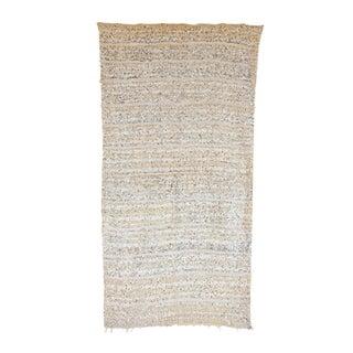 Vintage Handira Wedding Blanket