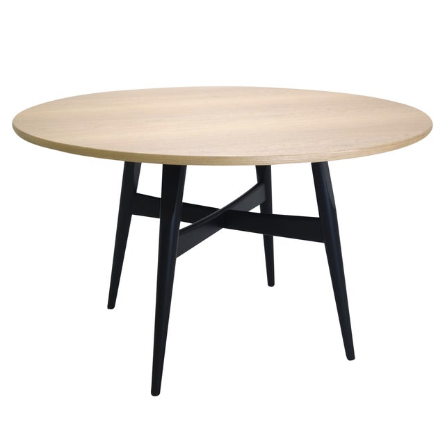 Hans Wegner Mid-Century Modern Dining Table GE-526 - Image 1 of 7