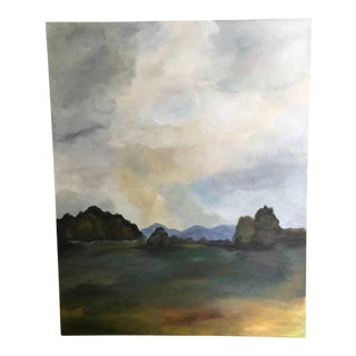'Southern Clouds' Original Painting