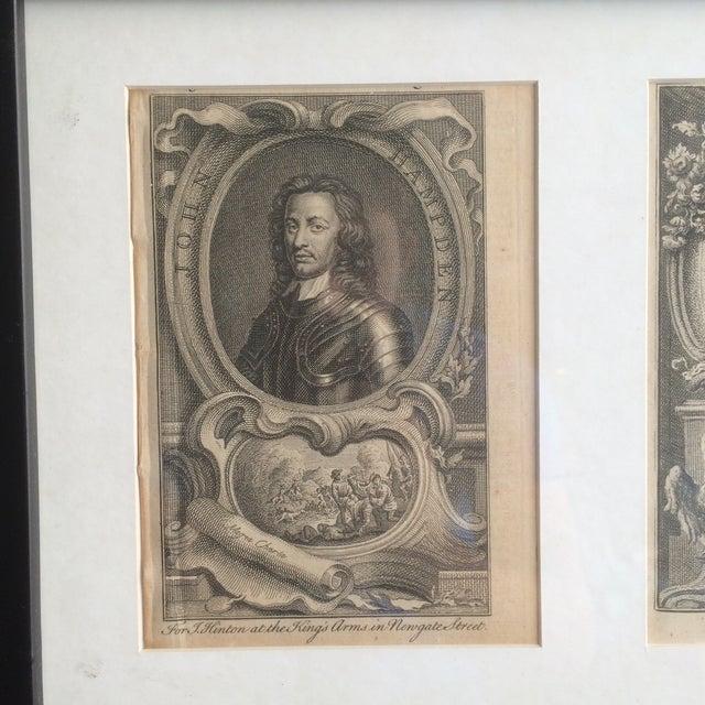 17th Century English Civil War Engravings