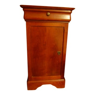 Louis Philippe Grange Nightstand