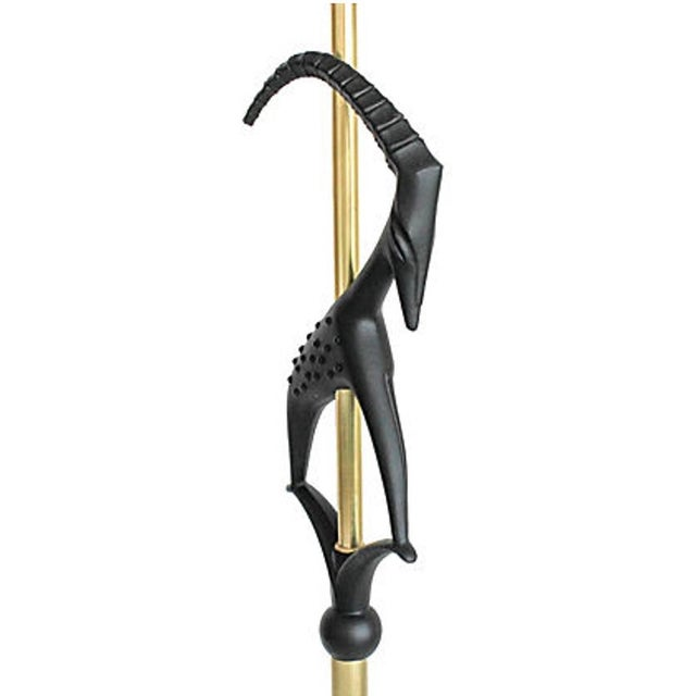 Gazelle Floor Lamp by Rembrandt - Image 3 of 8