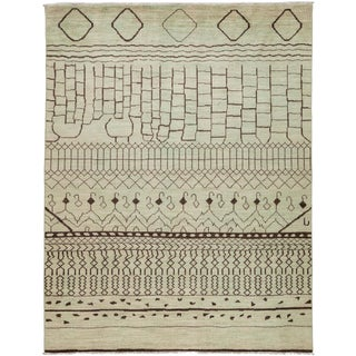 """Vibrance Hand Knotted Area Rug - 8'10"""" X 11'6"""""""