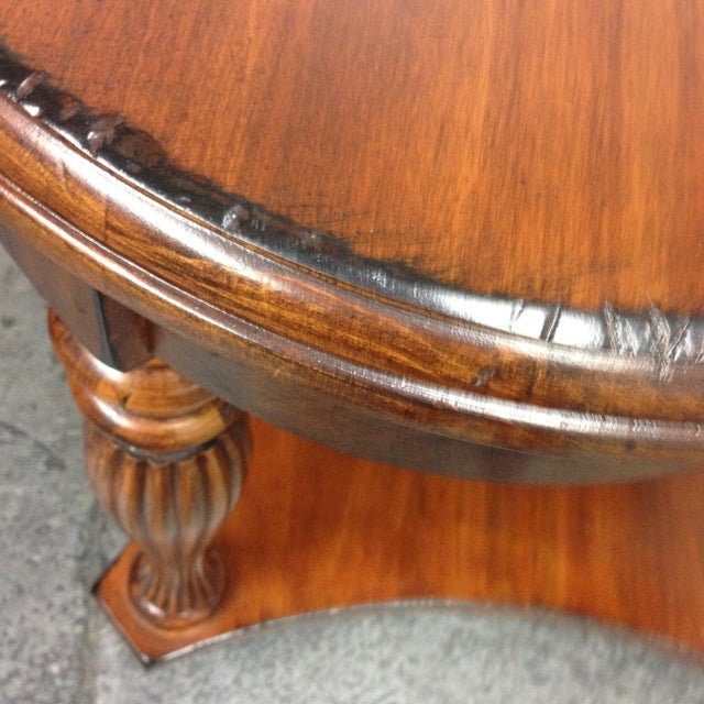 Harden Cloverleaf Accessory Table - Image 8 of 9