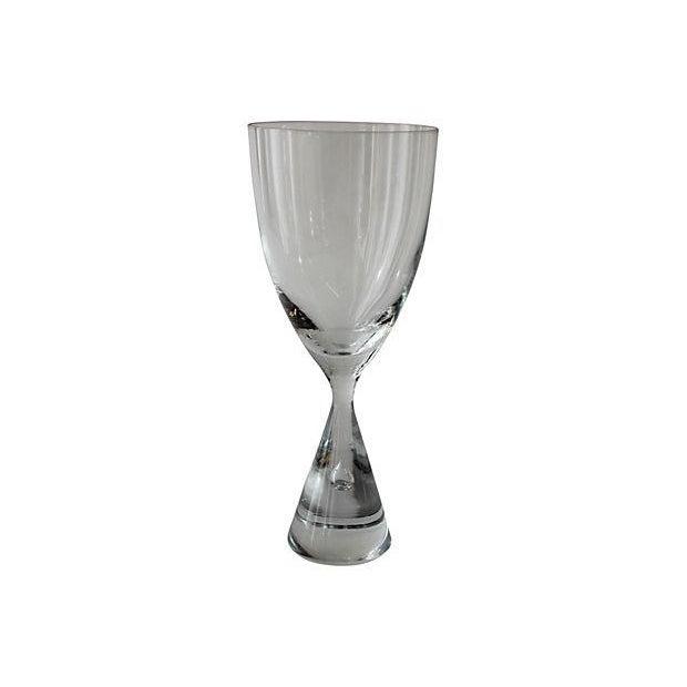 Image of MCM Holmegaard Wine Glasses - S/4